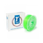 REAL PLA  1.75mm Fluorescent Green - spool of 1Kg
