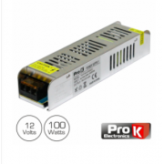 Power supply 12VDC (8.5A MAX)