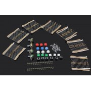 Component Kit for Arduino or Raspberry Pi