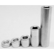 Brass/Nickel Spacer M5 10mm