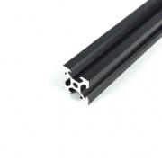 V-SLOT Black Rail - 2020 500mm