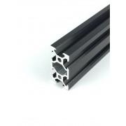 V-SLOT Black Rail - 2040 500mm
