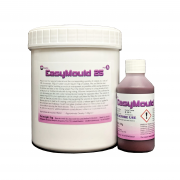 Easy Mould Silicone Moulding Rubber A25 - 1.1kg