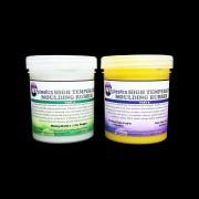 High Temperature Resistant Moulding Rubber 500g kit