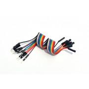 10 Pin Male - Female Splittable Jumper Wire