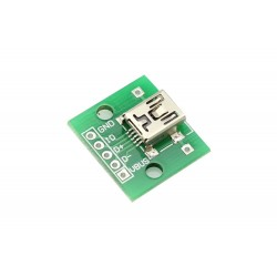 MINI USB Breakout Board