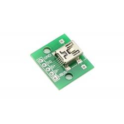 MINI USB Breakout Board