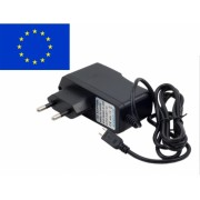 Power Supply - EU Plug 5.1V 2.5A (Pi B+/2/3)