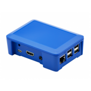 Raspberry Pi Model B+/2/3 CASE Blue