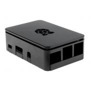 DesignSpark Raspberry Pi 3 Enclosure, Black