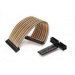 Pi Port Extender Kit for Raspberry Pi Model 3 B+