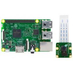 Raspberry Pi 3 Camera Bundle