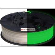 1.75MM EasyFil PLA - Glow in the Dark Green