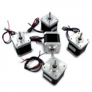 KIT NEMA17 Stepper Motors for RepRap 3D Printers
