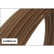 Wood Filament 2.85mm LAYWOO-D3