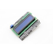 Arduino Keypad LCD Shield