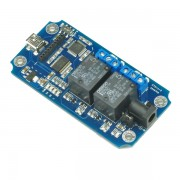 2 Channel USB/Wireless 5V Relay Module