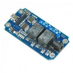 2 Channel USB/Wireless 5V Relay Module