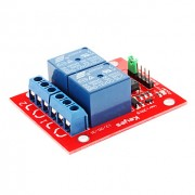 2 Channel 12V Relay Module