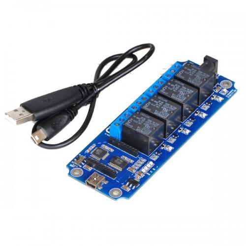 USB/Wireless 5V Relay Module