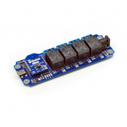 4 Channel Relay Bluetooth Remote Control Kit