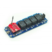 4 Channel Relay WIFI Remote Control Kit