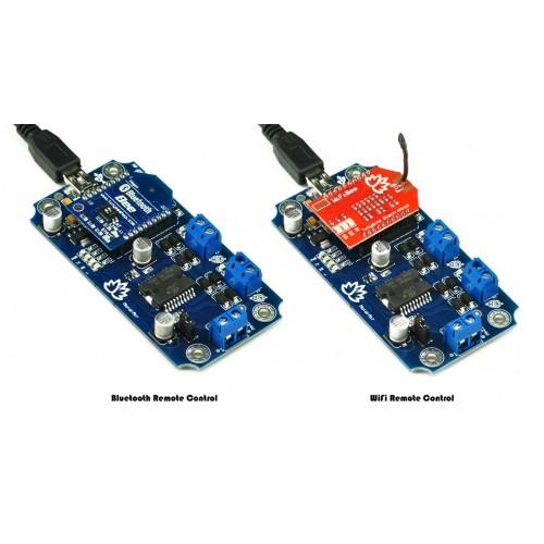 Motorair Usb Wireless Dual Motor Driver Board