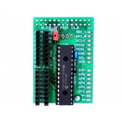 Slice of PI/O - Breakout Board for Raspberry Pi