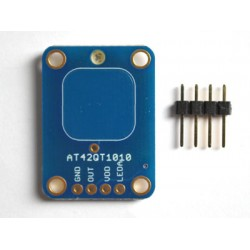 Standalone Momentary Capacitive Touch Sensor Breakout