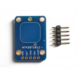 Standalone Toggle Capacitive Touch Sensor Breakout