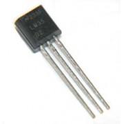 Temperature Sensor LM35DZ