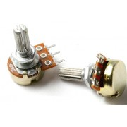Linear Taper Potentiometer 100K Ohm