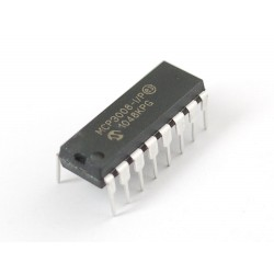 MCP3004 - 4-Channel 10-Bit ADC With SPI Interface