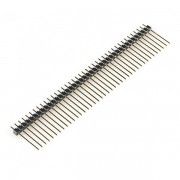 40 Pin Break Away Male Header- Long Straight