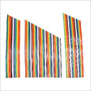 Multicolor Flat Ribbon Cable