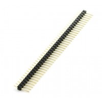 40 Pin Straight Male Headers - Single Row