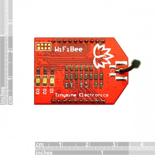 WiFly : Xbee with WiFi using Arduino serial interface